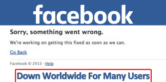 Facebook Down: App Kicks Users Out Of Their Accounts