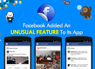 Facebook Just Added An Unusual Feature To Its Application