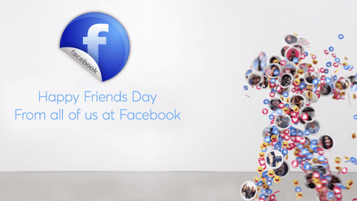 Facebook's 'Friends Day' Will Ruin Your News Feed With Cheesy Videos