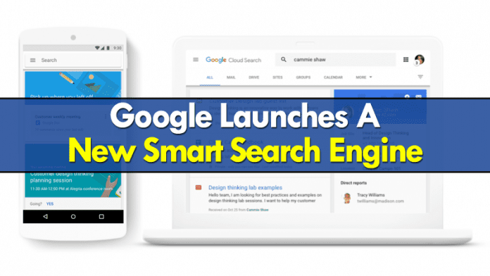 Google Just Introduced A New Smart Search Engine