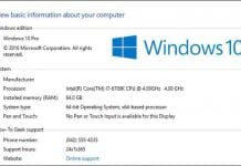 How to Customize the Manufacturer in Windows PC