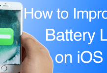 How to Easily Boost Battery Life in iOS 10