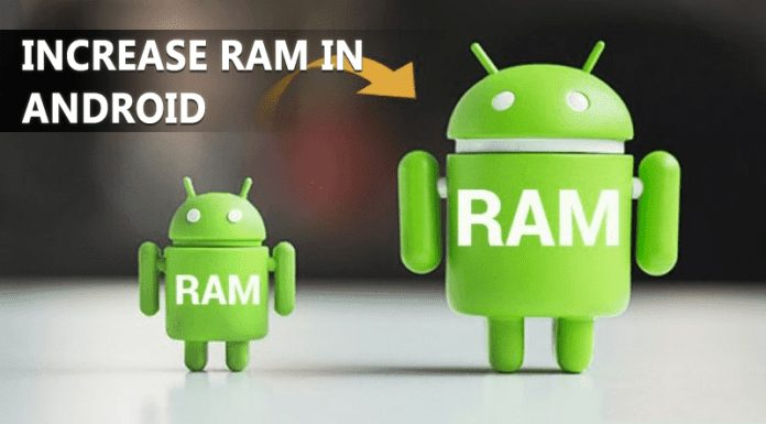 Increase RAM On Your Android Smartphone