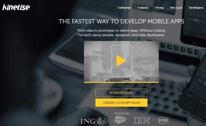 أفضل 10 طرق لإنشاء تطبيقات الهاتف احترافية بدون برمجة