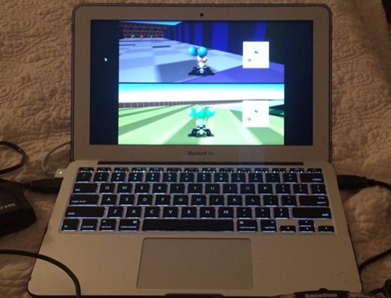 NES Emulators for MacOS X to Play NES Games on Macbook iMac
