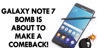 OMG!! Samsung Is About To Relaunch Galaxy Note 7