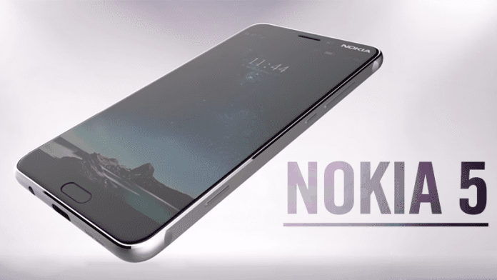 Nokia 5 With 2GB RAM, 12MP Camera And More Tipped To Launch On Feb 26