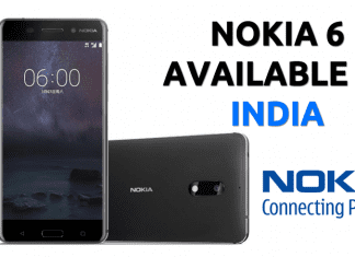Nokia 6 Is Now Available In India!
