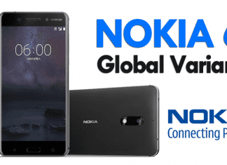 Nokia To Launch Global Variant Of The Nokia 6