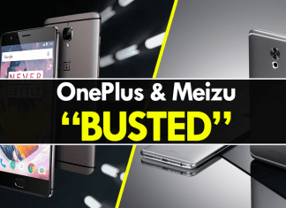 OnePlus And Meizu 'BUSTED' For Cheating Benchmark Tests