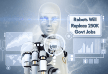 Robots Will Replace 250000 Govt Jobs And That's Just The Beginning