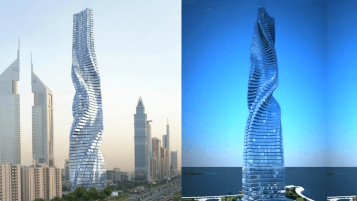 Dubai Is Building A Skyscraper That Can Be Rotated Using Voice Commands