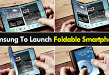 Samsung To Launch A Foldable Smartphone At MWC