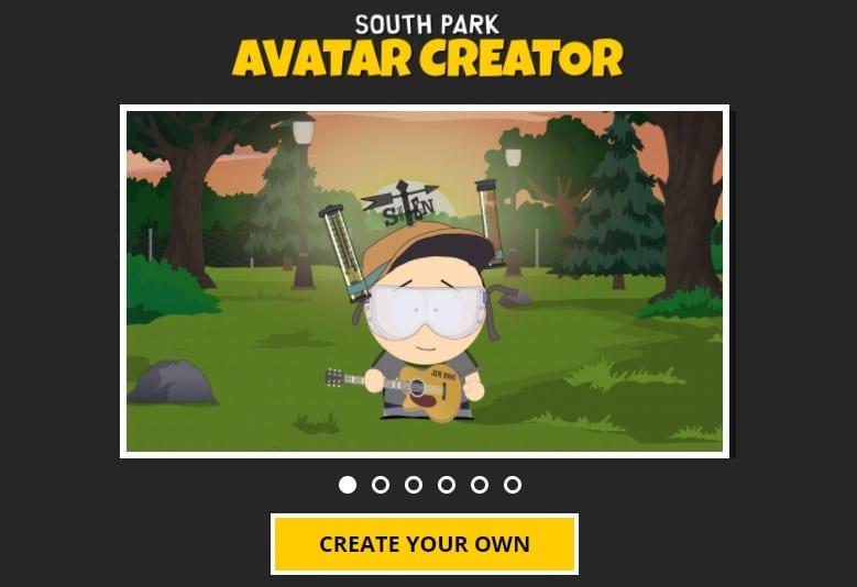 South Park Avatar