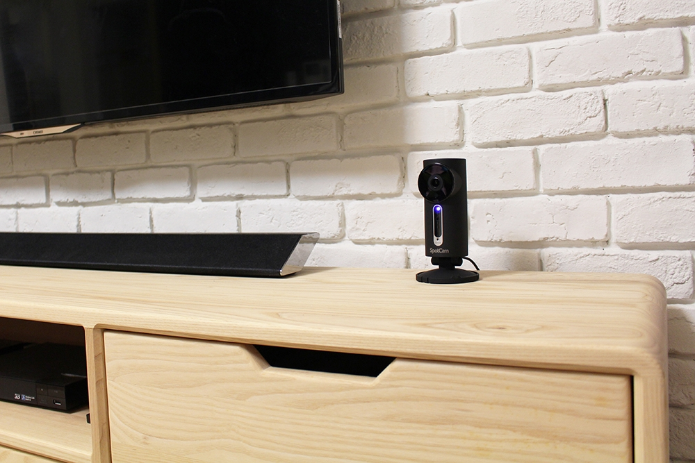 SpotCam - SpotCam Sense: Much More than Just Monitoring Your Home!