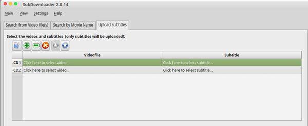 Subtitle On Linux