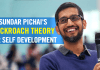 Here's Sundar Pichai's 'Cockroach Theory' That Will Teach You A Lifelong Lesson