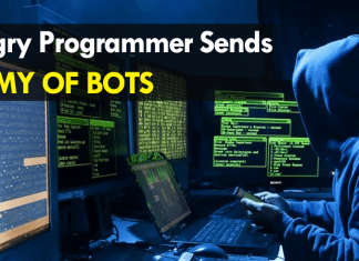 This Angry Programmer Sends Army Of bots After Windows Support Scammers