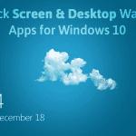 10 Best Lock Screen and Desktop Wallpaper Apps for Windows 10