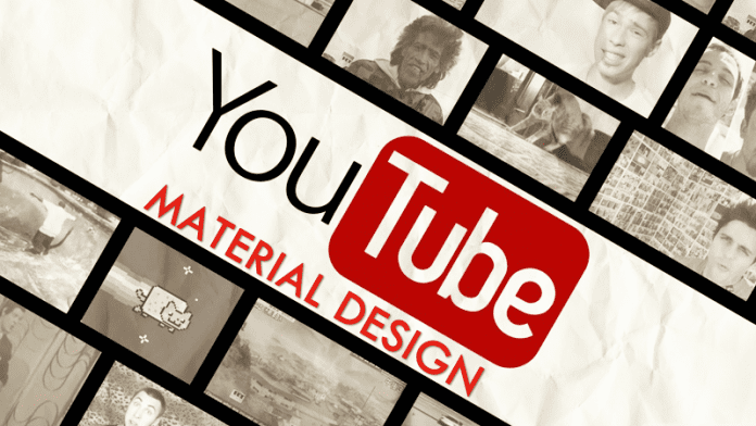 YouTube Rolls Out Material Design Update With Awesome Features