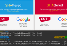 Google Just Achieved First-Ever Successful SHA-1 Collision Attack