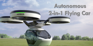 Airbus Just Reveals Its Autonomous 2-in-1 Flying Car