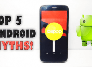 5 Biggest Myths About Android: Don't Let Them Fool You