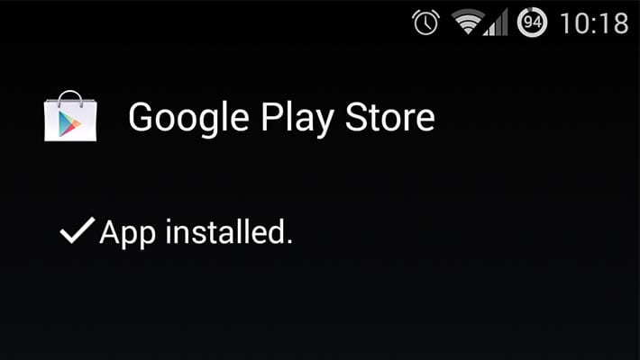 Apps Taking Long Time To Install