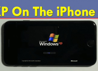 Apple iPhone 7 Can Run Windows XP Without Jailbreak