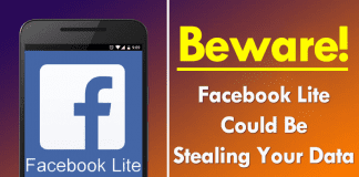 Beware! Facebook Lite Could Be Stealing Your Data And Installing Malicious Apps