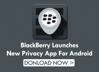 BlackBerry Just Introduced An Awesome App To Enforce Privacy On Android