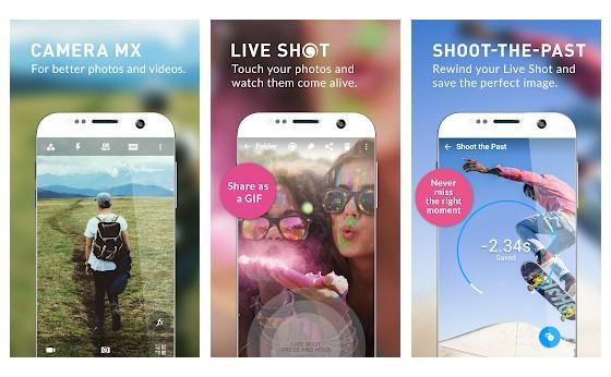 Install Camera MX App