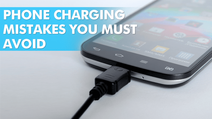 5 Key Smartphone Charging Mistakes You Must Avoid