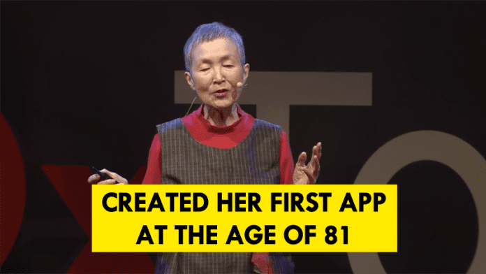 This 81-Year-Old Japanese Woman Creates Her First App