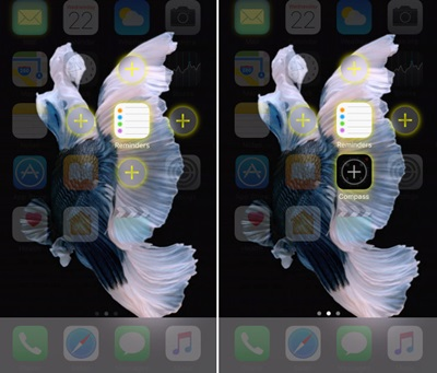 Customize your iPhone