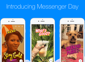 Facebook Just Introduced Messenger Day Around The World