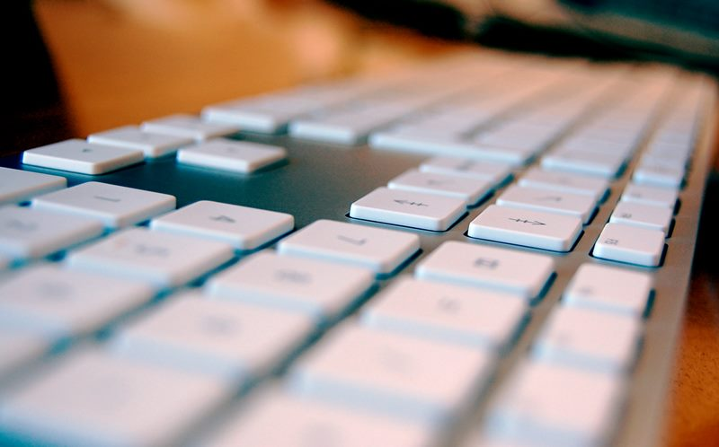 Fix the Home and End Buttons for an External Keyboard on Mac
