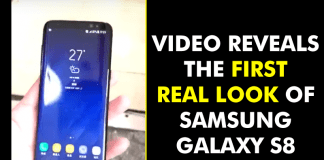 This 8-Second Video Reveals The Real Samsung Galaxy S8
