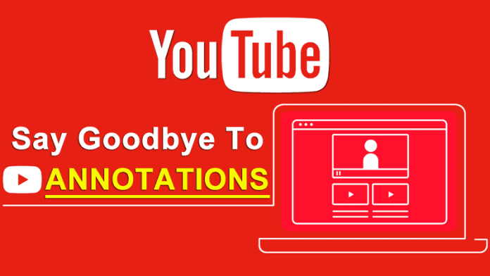 Good News! YouTube Kills Off Annoying Video Annotations