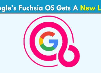 Google's Secret OS Fuchsia Gets A New Logo