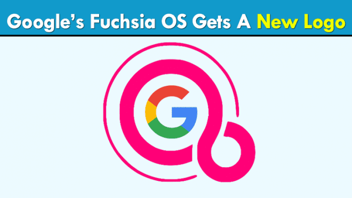 Google's Secret OS Fuchsia Gets A New Logo