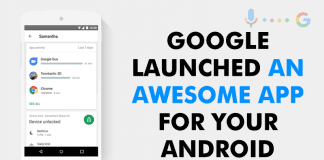 Google Just Launched An Awesome App For Your Android