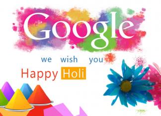 Holi 2017: Here's How Google Is Celebrating The Festival Of Colours