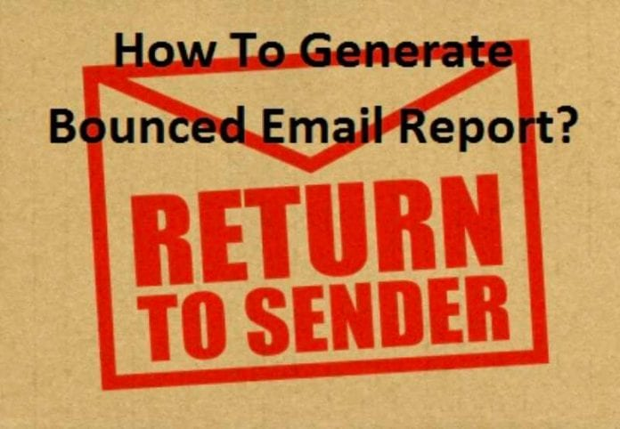 How to Generate a Report of Bounced Email Addresses in Gmail