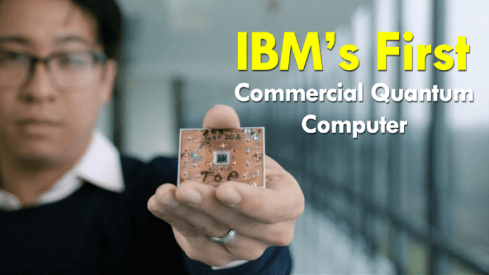IBM's First Commercial Quantum Computer Can Be The New Future Of AI