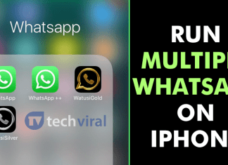 Install and Run Multiple WhatsApp on iPhone