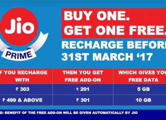 Jio Offers 10GB Free Data: Here's How To Get Them