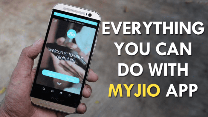 Here's How To Find 4G Data Balance & Upgrade Packs On MyJio App