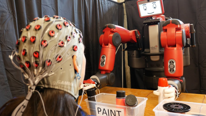 MIT Gives Humans The Power To Mind Control Robots