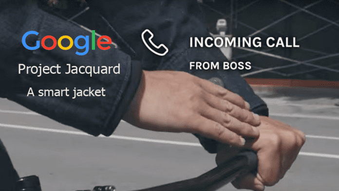 Meet The Smart Denim Jacket Created By Google And Levi's
